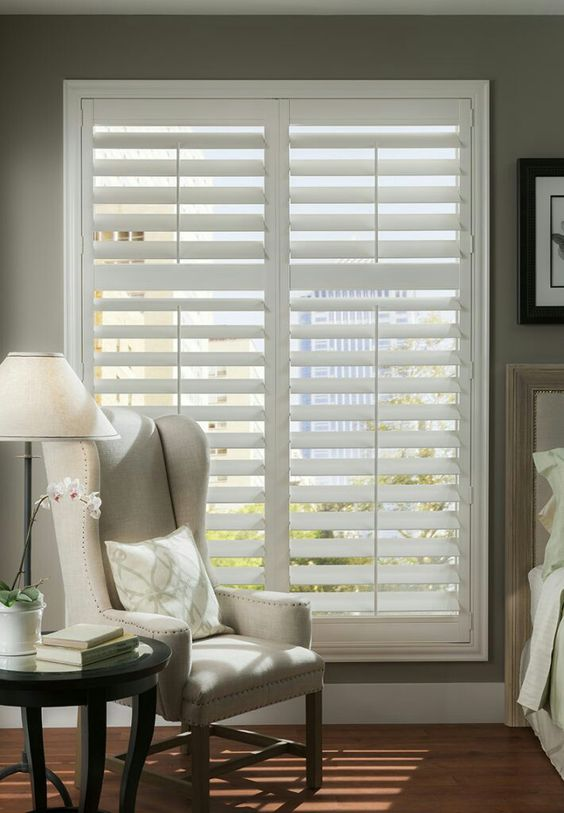 Custom Shutters by Blinds By Design