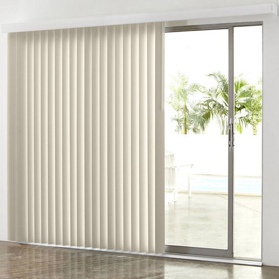 Vertical Blinds by Blinds by Design Los Angeles